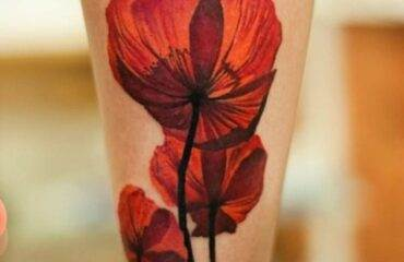 Most Attractive Small Flower Tattoos Of All Time