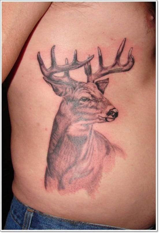 Deer-Tattoos-For-Men-And-Women