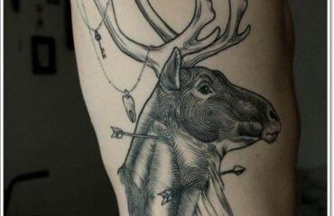 Most Incredible Deer Tattoo Designs & Meanings