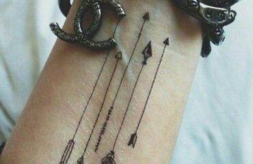 Stunning Arrow Tattoo Designs & Meanings
