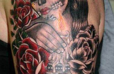Greatest Day of the Dead Tattoos