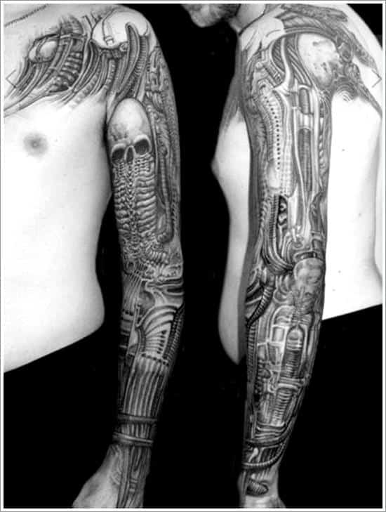Biomechanical-tattoo-design-8