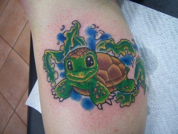 cutie-green-turtle