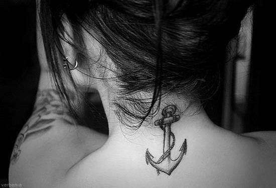 38-anchor-on-neck-tattoo