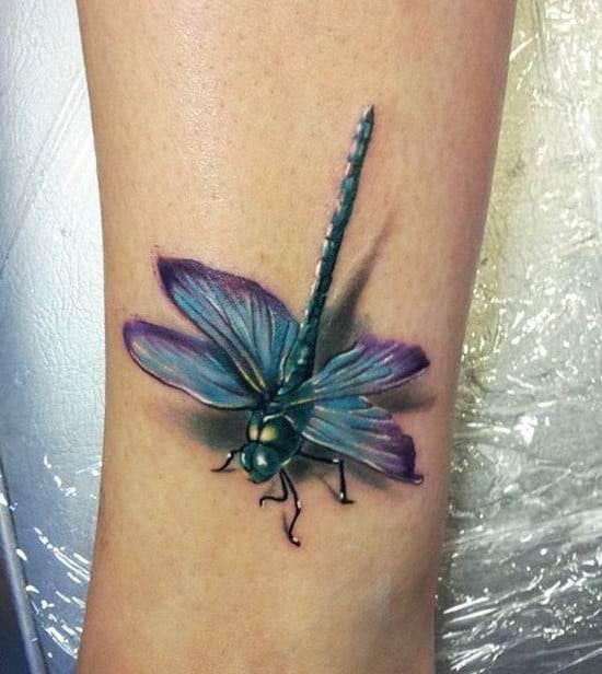 Dragonfly-Tattoo