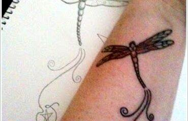 Beautiful Dragonfly Tattoo Designs & Meanings