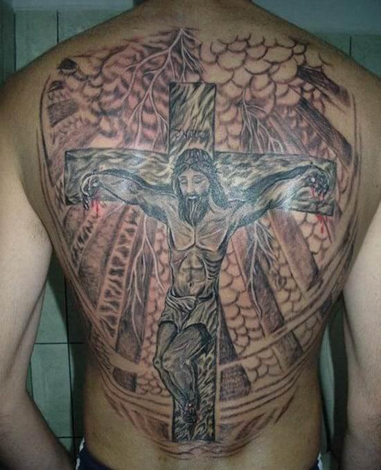 7-Cross-tattoo
