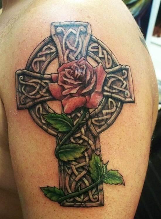 23-Cross-tattoo
