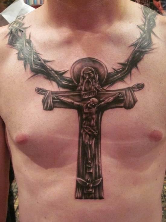 17-Cross-tattoo