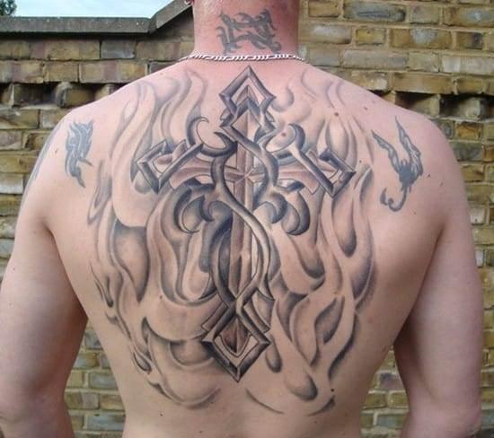 22-Cross-tattoo
