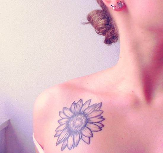 1-sunflower-tattoo
