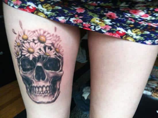 sugar-skull-tattoos-36