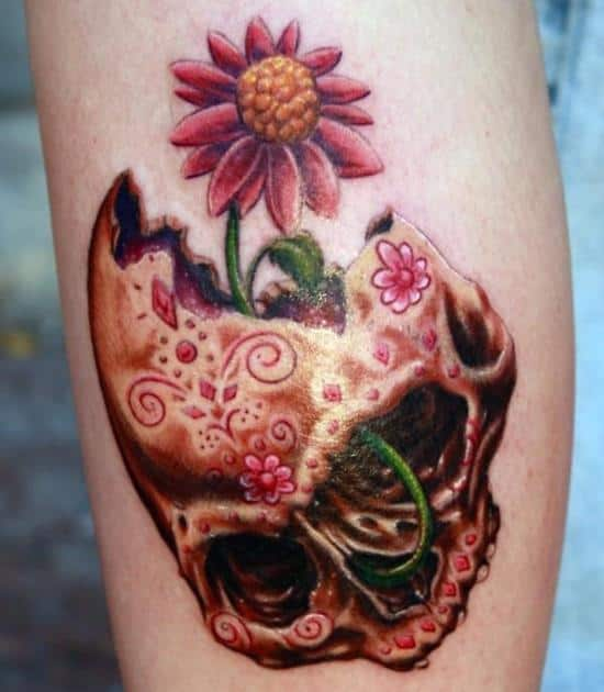 sugar-skull-tattoos-28