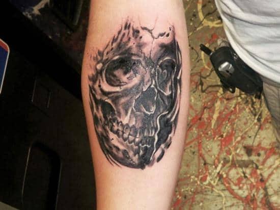 black-beauty-skull-tattoos
