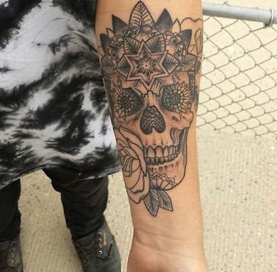 sugar-skull-tattoos-101