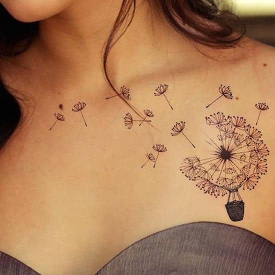 dandelion-tattoos-2