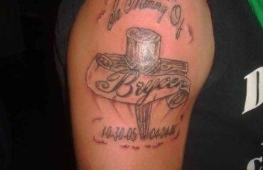 Meaningful Memorial Tattoo Design Ideas