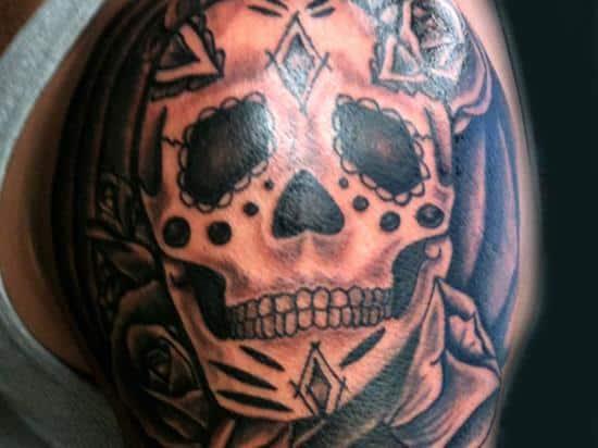 Live-Free-or-Die-Skull-Tattoo