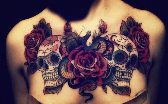 sugar-skull-tattoos-32