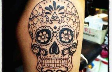 Breathtaking Skull Tattoos & Meanings