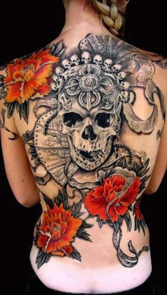 sugar-skull-tattoos-141