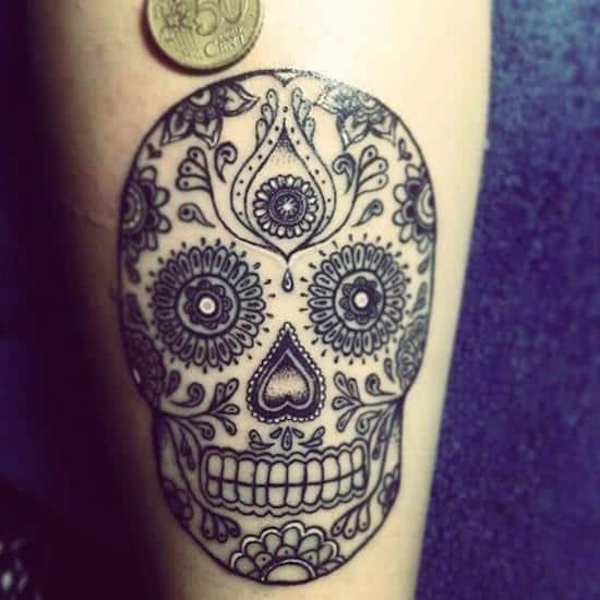 sugar-skull-tattoos-21
