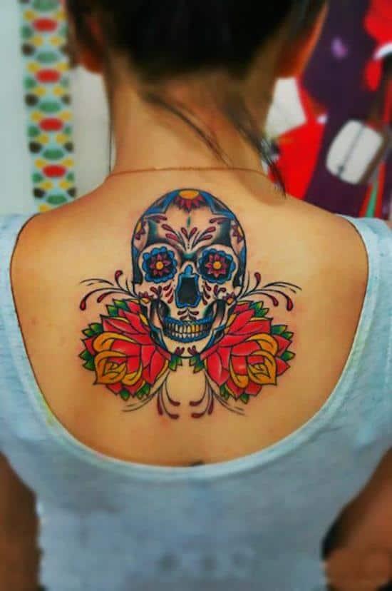 sugar-skull-tattoos-22