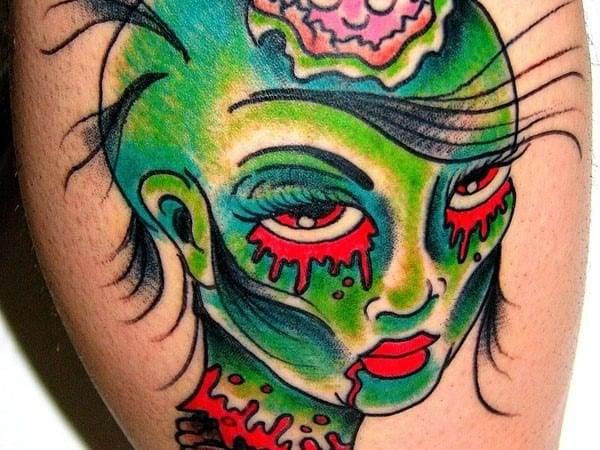 zombie-pinup-tattoo