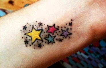 Dazzling Star Tattoo Designs & Meanings