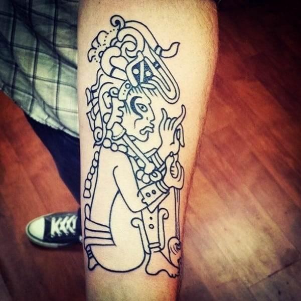 aztec-tattoo-4