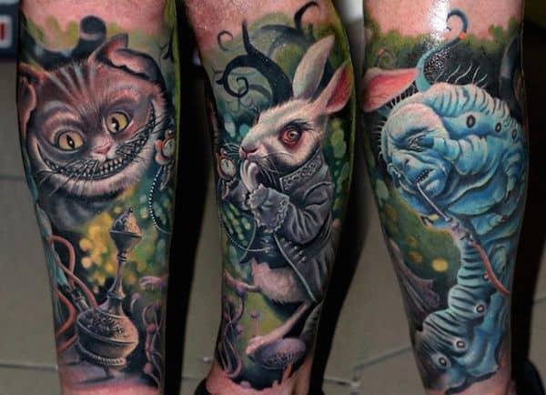 high-quality-alice-in-wonderland-tattoo