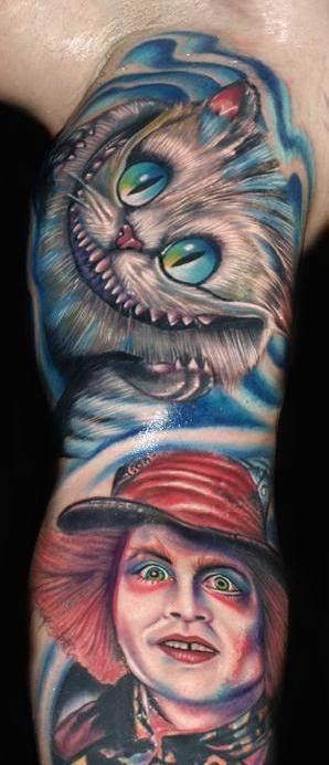 alice-in-wonderland-tattoo-depp