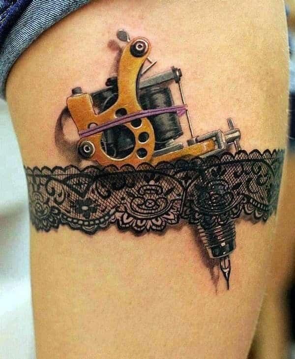 Incredible 3D Tattoos