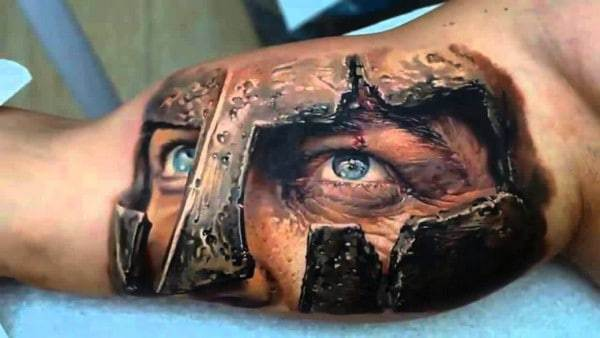 Best 3D Tattoos