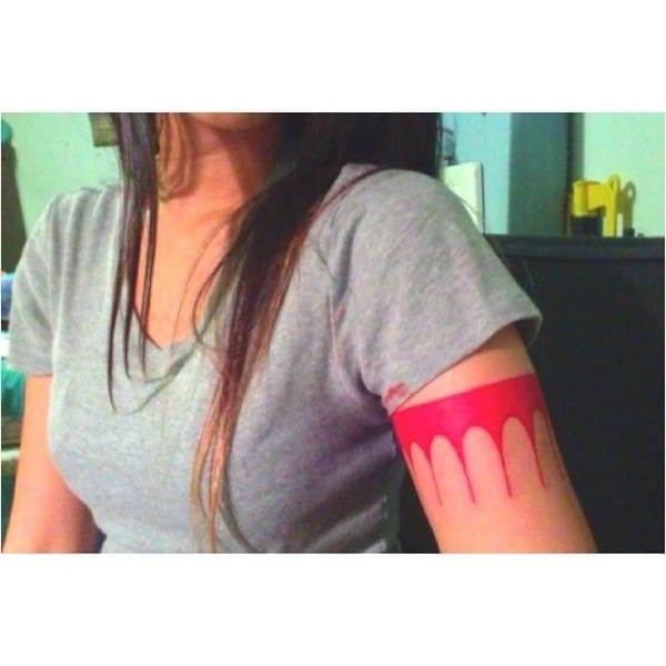 Pocahontas-Arm-Band-Tattoo