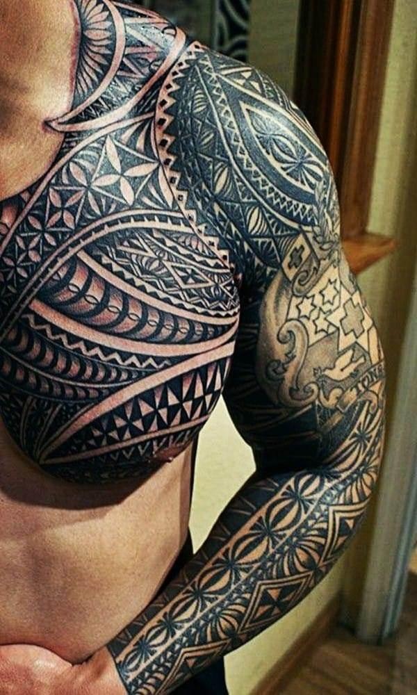 extreme-polynesian-tattoo