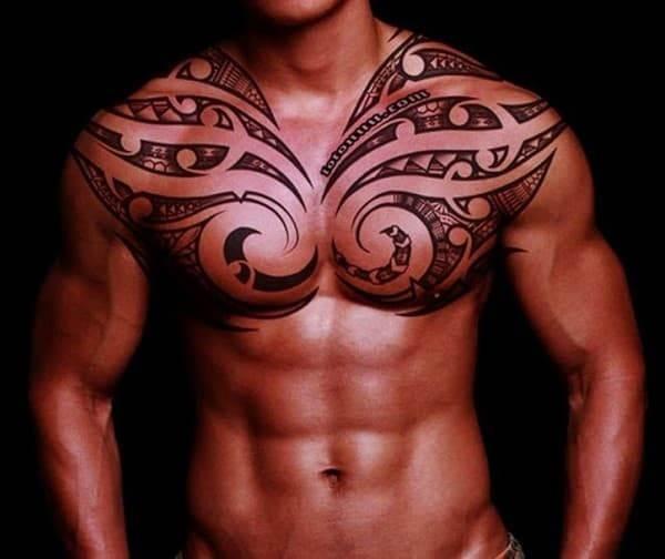 Polynesian tattoos 35