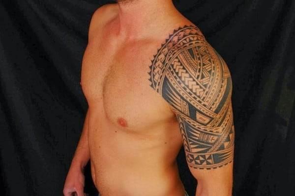 Polynesian tattoos 52