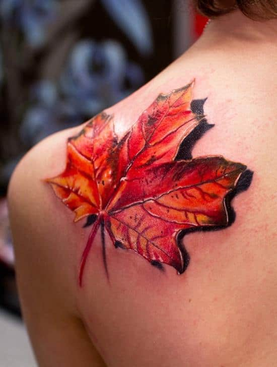 tattoo-3d-fall