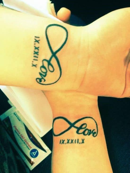 Infinity-couple-tattoo-symbols