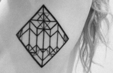 Awe-Inspiring Geometric Tattoos & Meanings