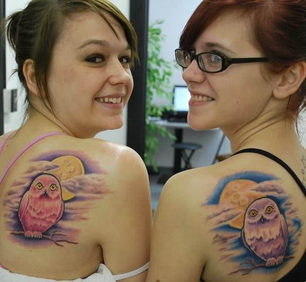 Owl Always Love You Tattoo