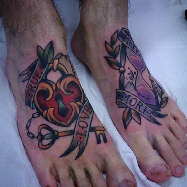 lock-and-key-tattoo-59