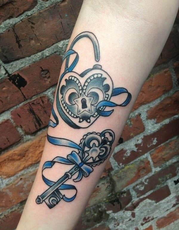 lock-and-key-tattoo-43