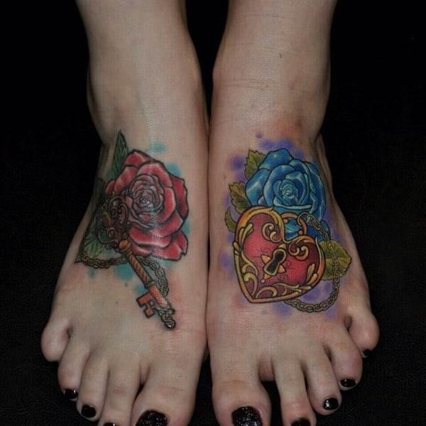 lock-and-key-tattoo-65