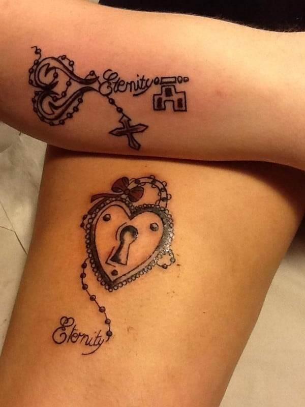 lock-key-tattoo-design-idea-ink16