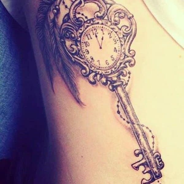 lock-key-tattoo-design-idea-ink212