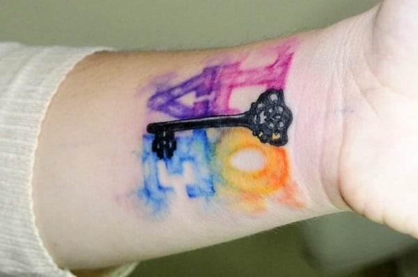 lock-key-tattoo-design-idea-ink352