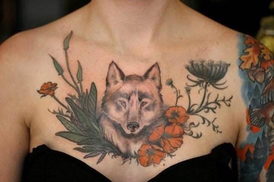 18-Wolf-Tattoo