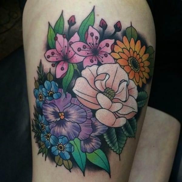 daisy-tattoo-3